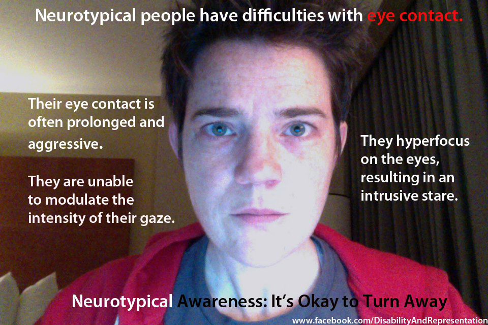 neurotypical awareness 5
