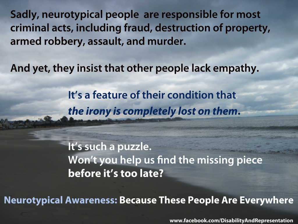 neurotypical awareness 6