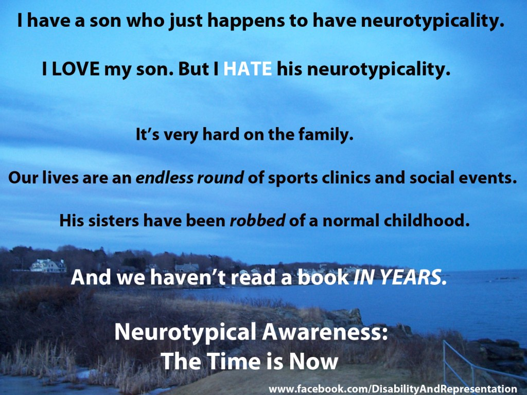 neurotypical awareness 7