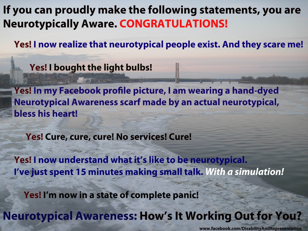 neurotypical awareness 8
