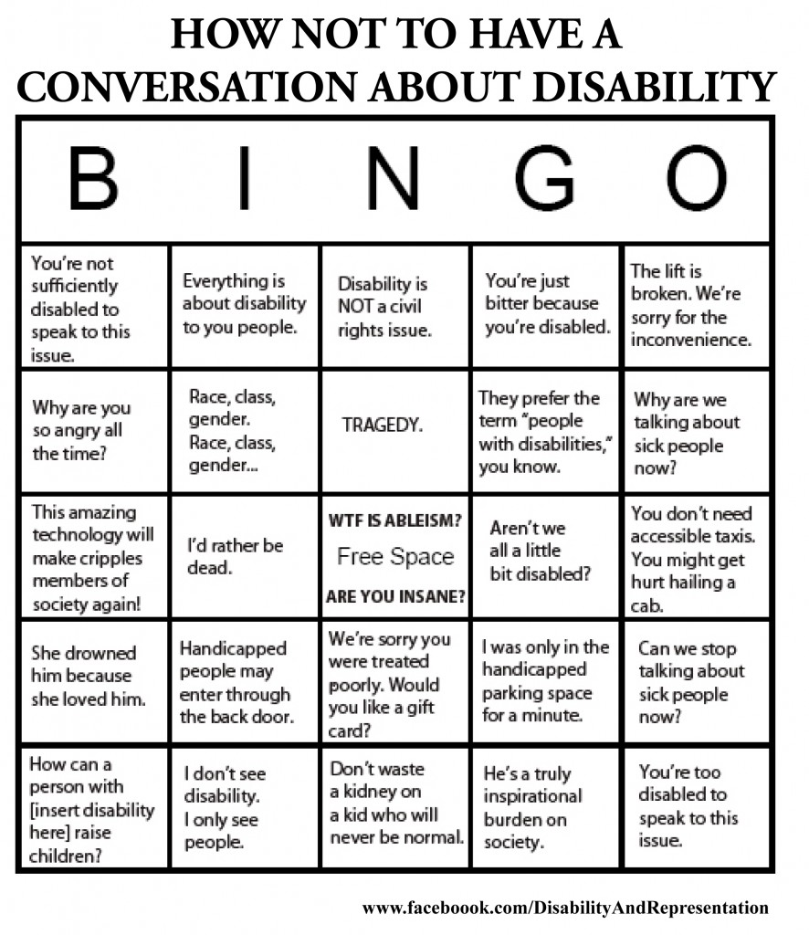 disability conversations